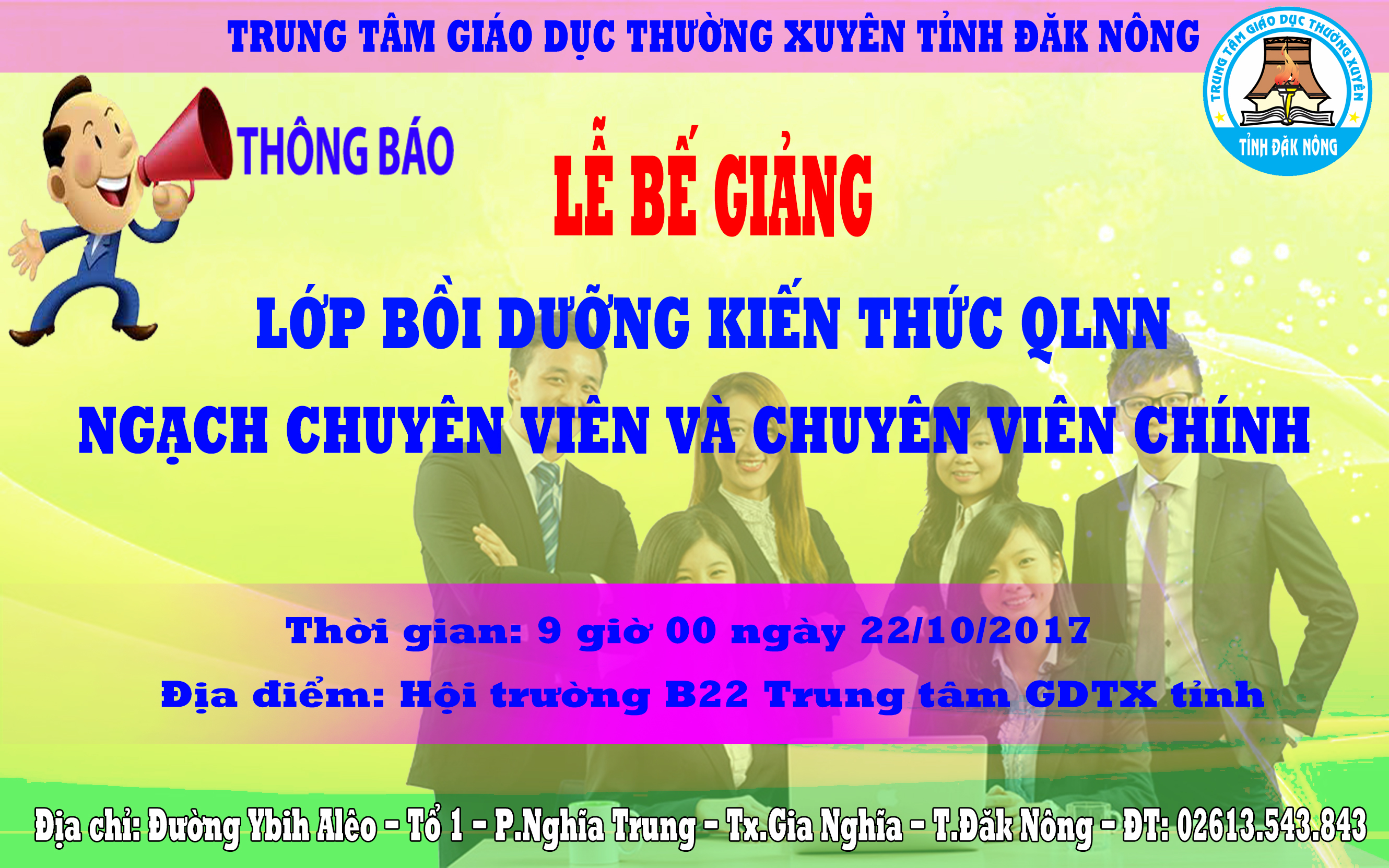 THOGN BAO LE BE GIANG