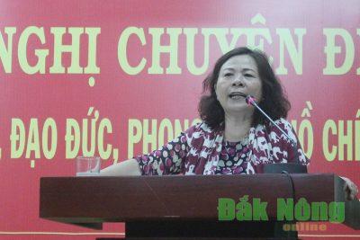 Đoàn Khối các cơ quan tỉnh tổ chức Hội nghị chuyên đề về tư tưởng, đạo đức, phong cách Hồ Chí Minh