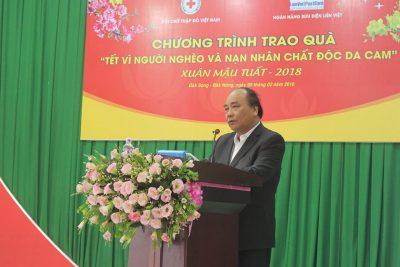 Ủy viên Bộ Chính trị, Thủ tướng Chính phủ Nguyễn Xuân Phúc thăm, chúc Tết tại Đắk Nông