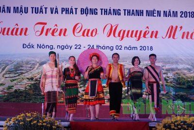 Bế mạc Hội Xuân Mậu Tuất năm 2018