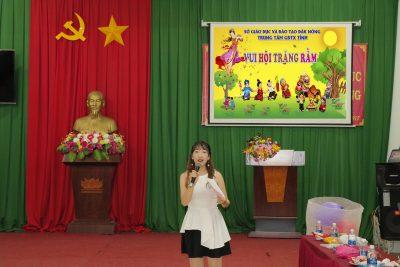 Trung thu 2017 Trung tâm GDTX tỉnh Đăk Nông