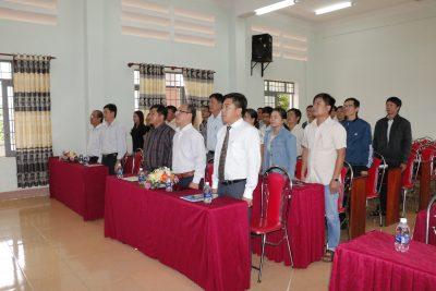 Khai giảng lớp Nghiệp vụ Sư phạm dạy nghề
