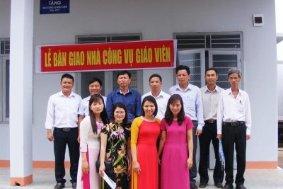 CĐ Ngành Giáo dục tỉnh Đắk Nông: Trao nhà công vụ cho giáo viên khó khăn