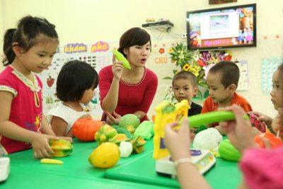 Phê duyệt Đề án đào tạo, bồi dưỡng nhà giáo và cán bộ quản lý giáo dục mầm non