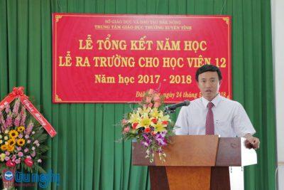 Góp sức tạo nguồn nhân lực chất lượng cho Đắk Nông