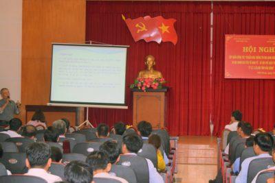 Tập huấn chuẩn hóa thông tin địa danh tại tỉnh Đắk Nông