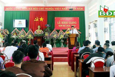 Trung tâm Giáo dục thường xuyên tỉnh đổi mới, nâng cao chất lượng giáo dục
